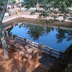 Dutch era swimming pool