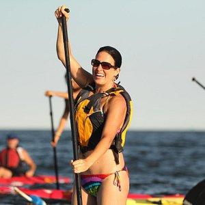 Kayaking and Standup Paddling on Little Harbor  ... pure pleasure!