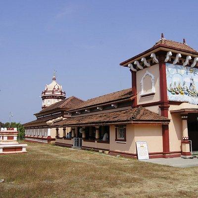 Beautiful Shree Chandreshwar Temple