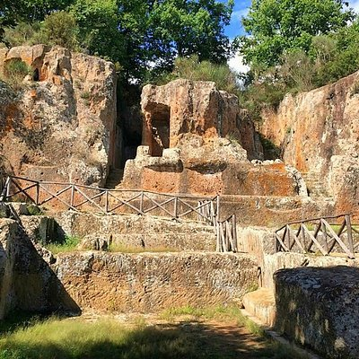 The Ildebranda Tomb