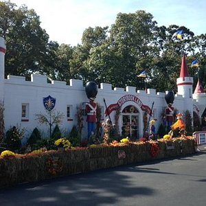 front of storybook land