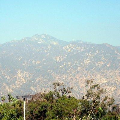 San Gabriel Mountains, Los Angeles, Ca