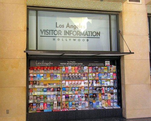 Los Angeles Visitors Information, Los Angeles, Ca