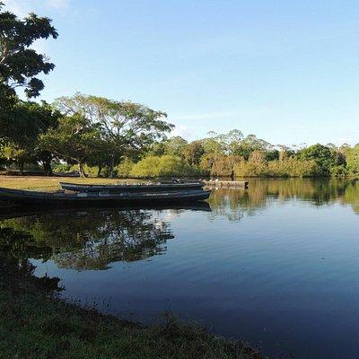 Vista del río Yacuma