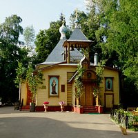 Храм Сретения Господня в Пушкино