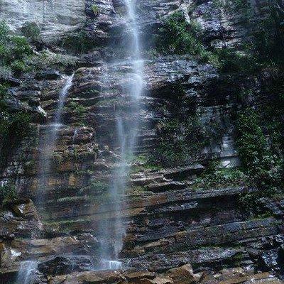 Cachoeira em Ituaçu