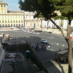 Photo of Piazza Del Risorgimento taken with TripAdvisor City Guides