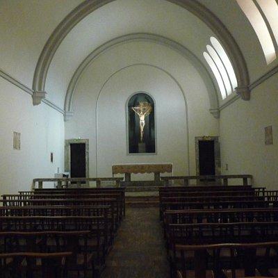 Chapelle du Dévot-Christ, Perpignan, France.