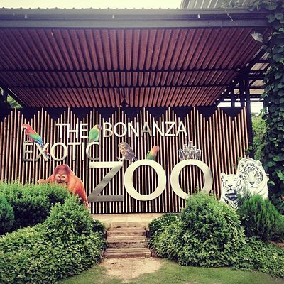 The Bonanza Exotic Zoo