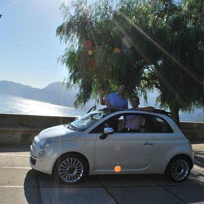 Costiera life.. Giuseppe & Francesco