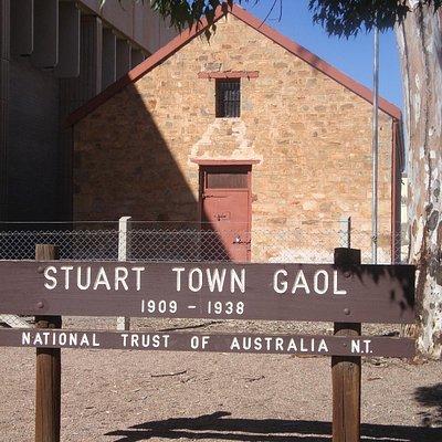 Stuart Town Gaol  Alice Springs