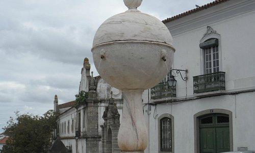 Fonte Porta Moura (Foto ACampeão)