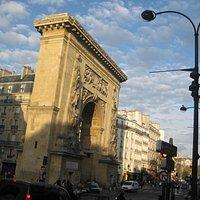 Royal entrance into Paris