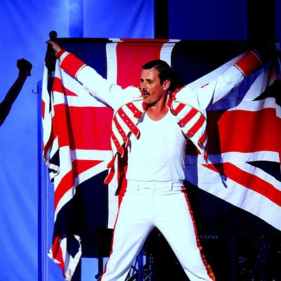 Freddie in action!