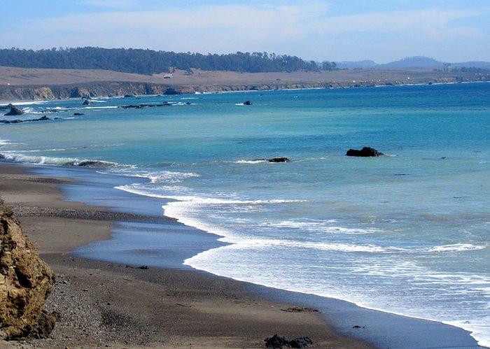 William Randolph Hearst Memorial Beach, San Simeon, Ca