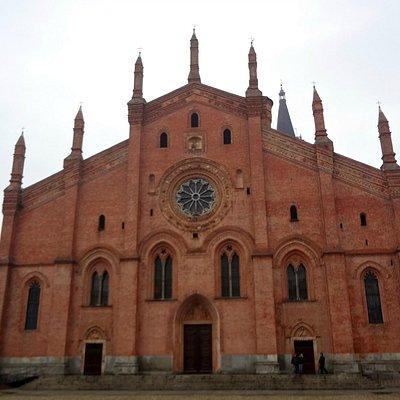 Санта-Мария-дель-Кармине, Павия