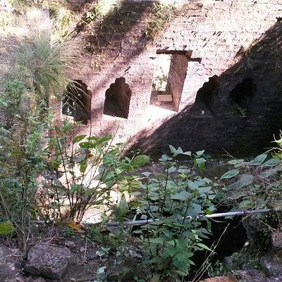 Ruins of the Main Entrance