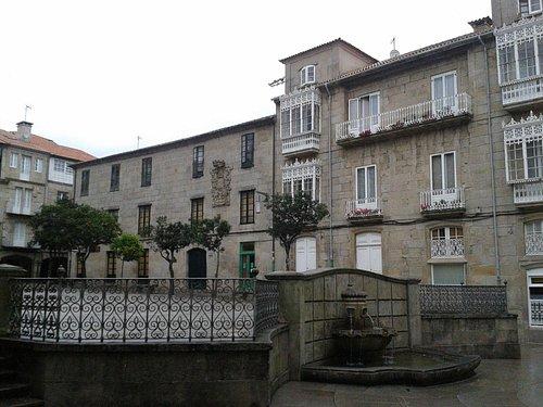 Casco viejo Pontevedra