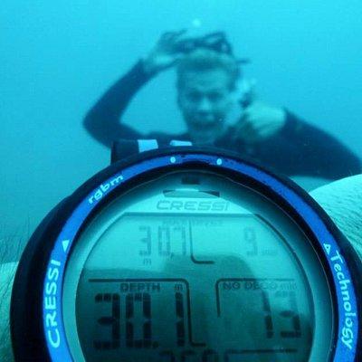 Foto tomada por Aquarius Diving Club Santa Marta
