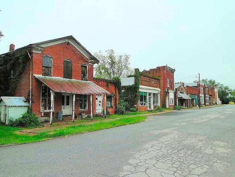 Pamplin ghost town