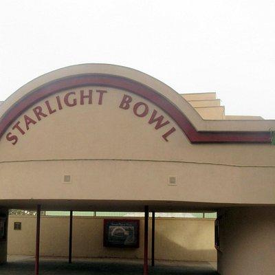 Starlight Bowl, Balboa Park, San Diego, Ca