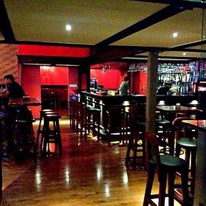 Underground Bar Chengdu - Front Bar