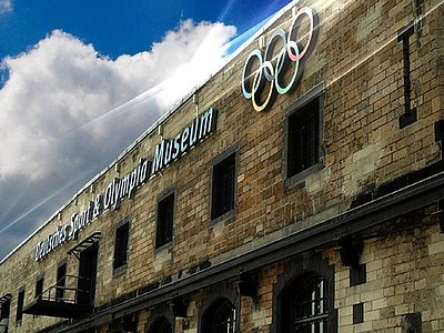 Sport & Olympia Museum Rheinauhafen Köln