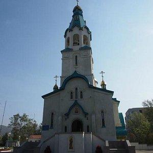 ロシア正教会(ユジノサハリンスク)