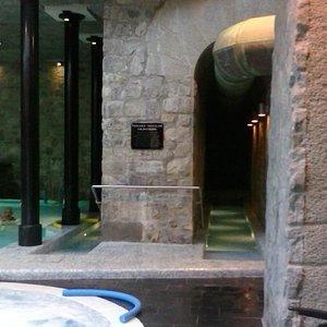 ingresso vasca Kneipp