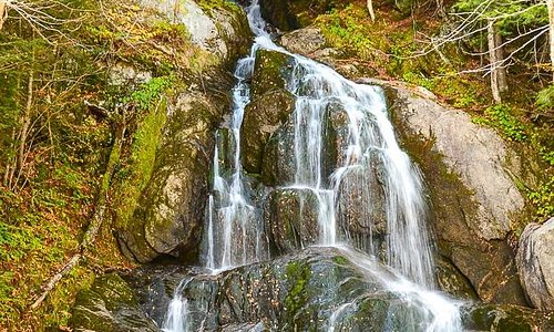 Glen Moss Falls near Stowe