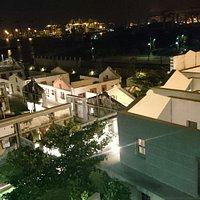 紅毛港文化園區(夜)