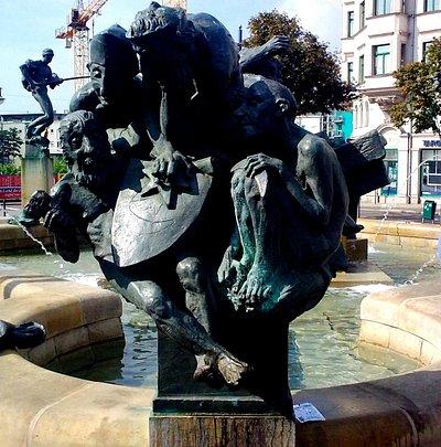 Gobel Fountain