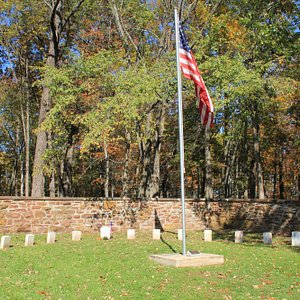 Ball's Bluff Cemetery and Memorial