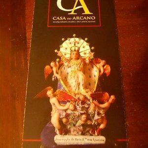 La brochure del museo (30 giugno 2014).