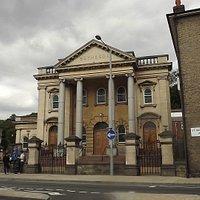 Bethesda Baptist Church, Ipswich, England