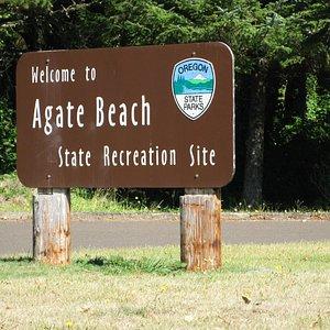 Agate Beach State Recreation Site