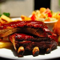 Our smokemaster's special, Kansas City Baby Back Ribs