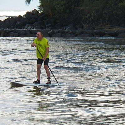 Excellent Day Learning to SUP