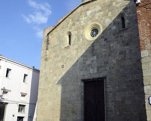 chiesa di Santa Chiara Oristano/piacentino