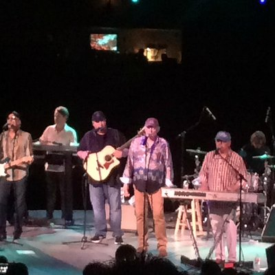 Beach Boys concert Oct 8,2014 Arena Theater