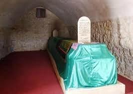 The shrine ( grave ) of prophet Joshua ...