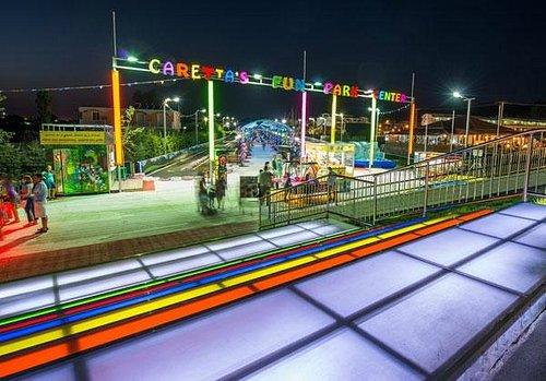 caretta fun park