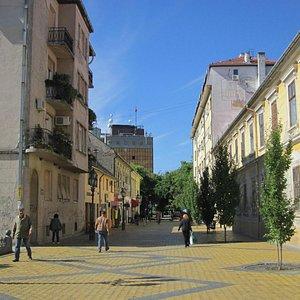 Zmaj Jovina Street, Sombor