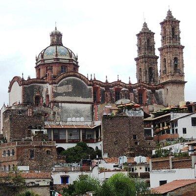 Panorámica de la Catedral