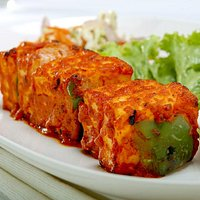 The India Gate, Froest Hill- Chilli Paneer