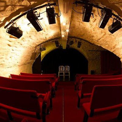 Notre salle de théâtre