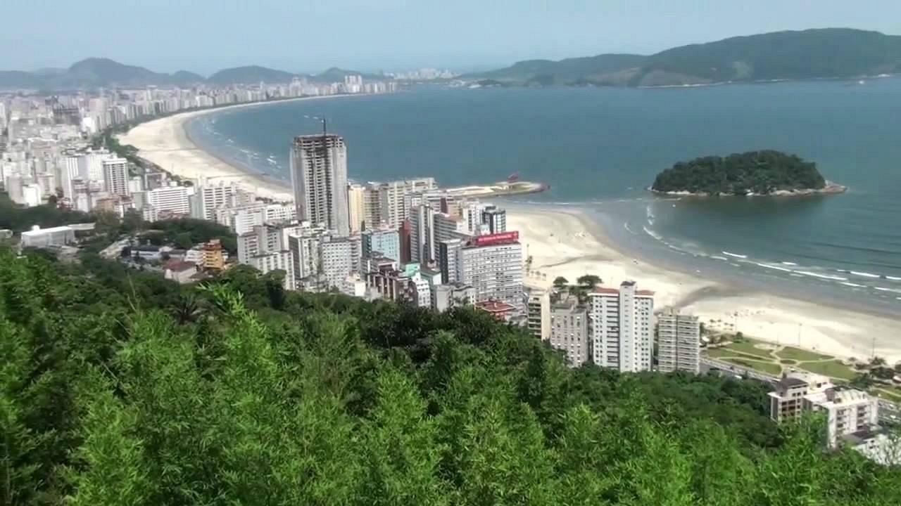Orla Praia de Santos