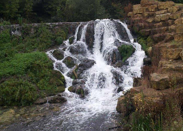 cascades, worth the long walk