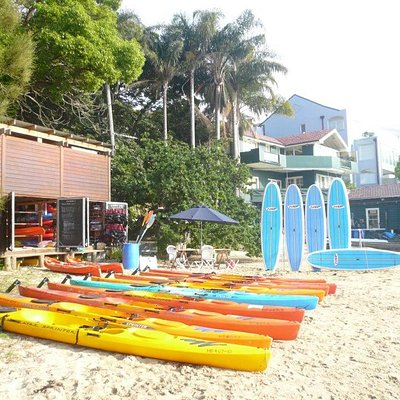 Point Piper Kayak Centre