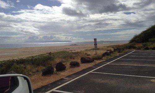 Niihau & Lehua view from Kekaha Beach